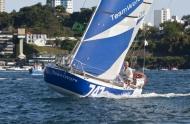 30/10/2011 - Arrivée de la Transat 6.50 à Bahia