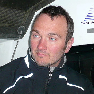 Romuald Hausser, équipier 470