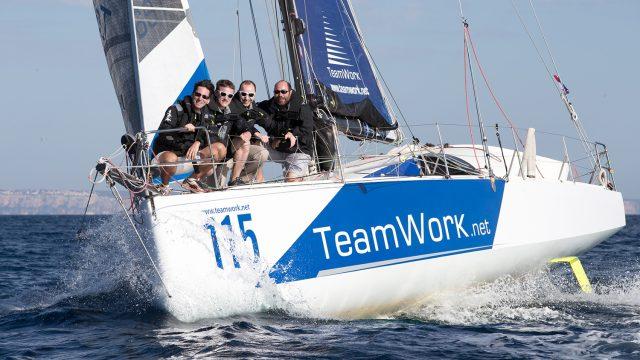 Retour en vidéo sur le TeamWork Sailing Tour - ©