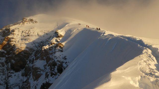 Sophie Lavaud, 1ère suissesse au sommet du K2 ! - ©
