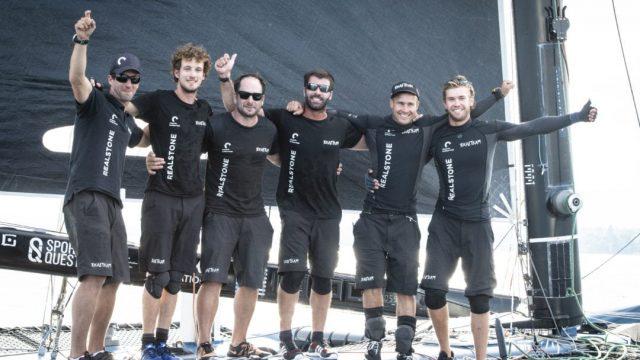 Realteam vainqueur du Grand Prix Alinghi - ©