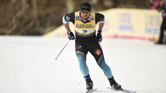 Retour en coupe du monde de ski de fond pour Baptiste Gros - ©