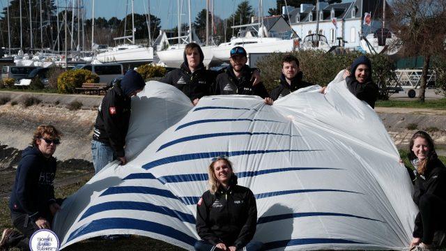 La HEC Lausanne Sailing Team 2ème du Trophée Grand Surprise - ©