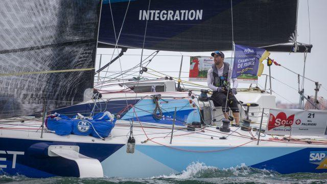 Le skipper TeamWork prêt à en découdre sur la Dhream Cup - ©