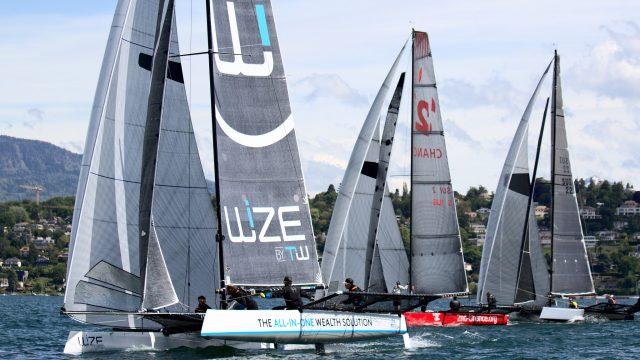 Une nouvelle 4ème place pour le M2 Wize by TeamWork - ©