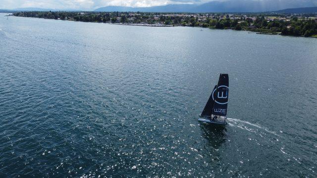 Genève - Rolle - Genève : une 3ème place pour le M2 Wize by TeamWork - ©