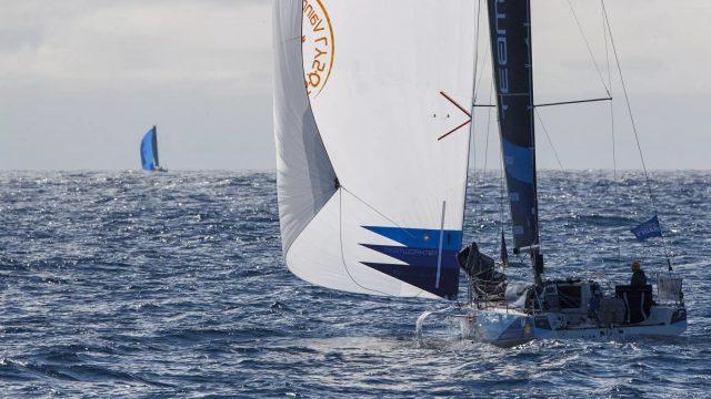 Solitaire du Figaro - À mi-course, Nils est dans le top 10 - ©