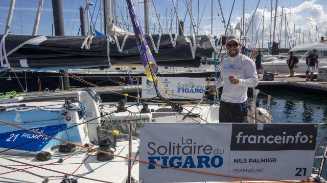 Un dernier gros morceau pour conclure la Solitaire du Figaro 2021 - ©