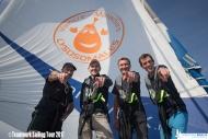 Etape de Palma de Majorque lors Teamwork Sailing Tour